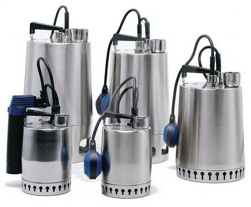 Насосы для дренажа и водоотведения Unilift KP