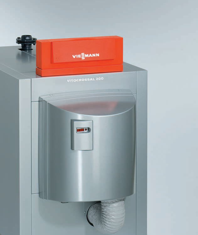 Газовый конденсационный котёл Vitocrossal 200