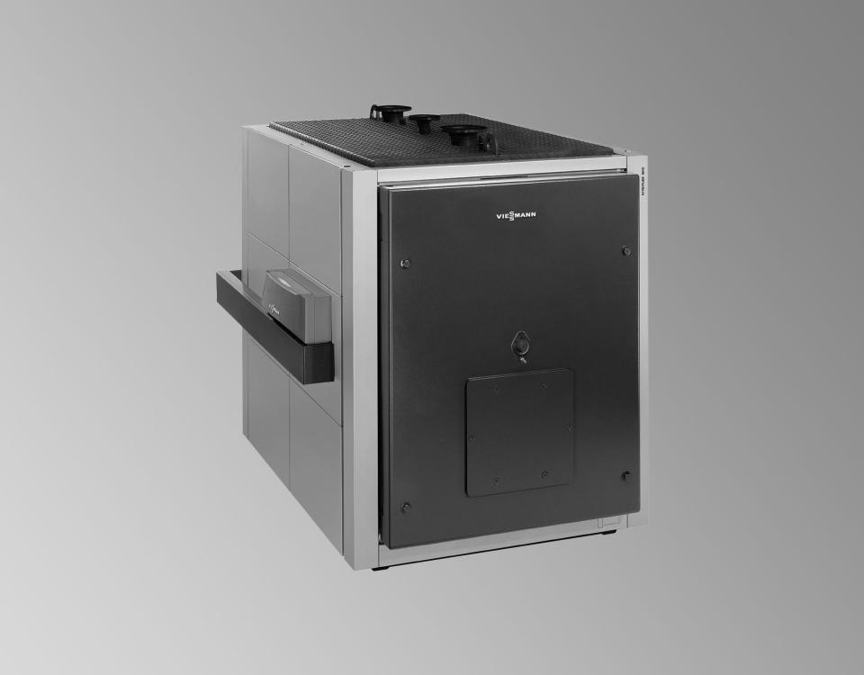 Водогрейный котел для жидкого и газообразного топлива Vitoplex 200 (700 - 1950 кВт)