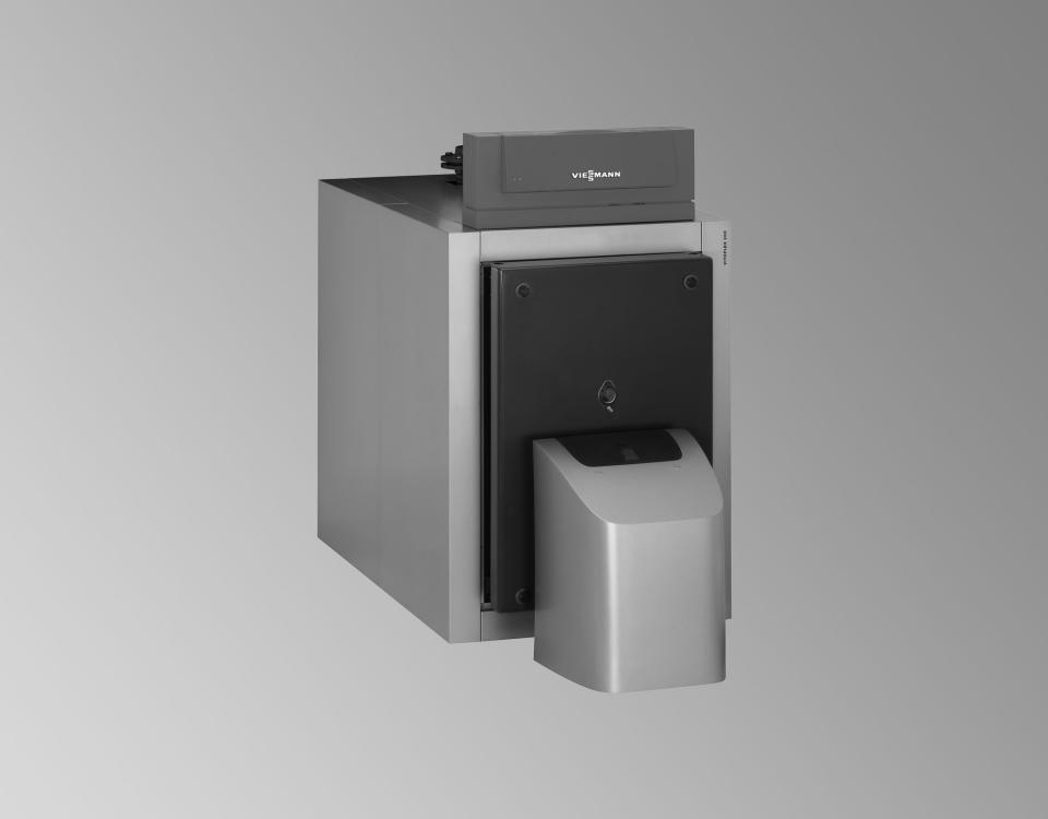 Водогрейный котел для жидкого и газообразного топлива Vitoplex 200
