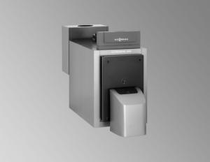 Водогрейный котел для жидкого и газообразного топлива Vitoradial 300-T (101 - 335 кВт)