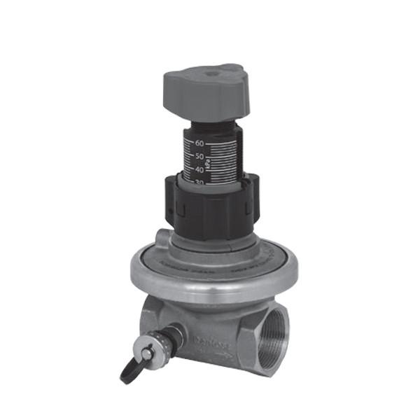 Автоматический балансировочный клапан ASV-PV (новое поколение) Ду 32-50