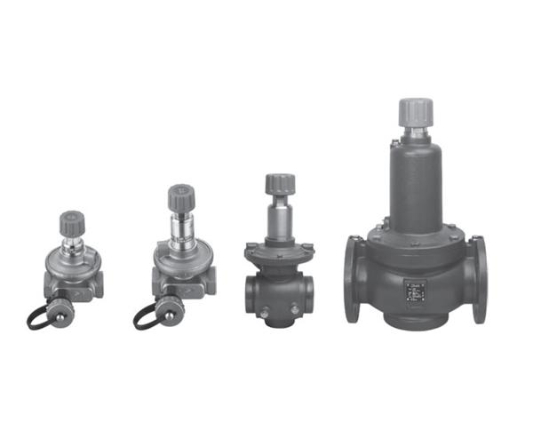 Автоматические балансировочные клапаны серии ASV