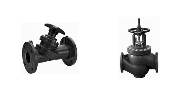 Ручные фланцевые балансировочные клапаны MSV-F2 Ду = 15–400 мм, Pу = 16 и 25 бар