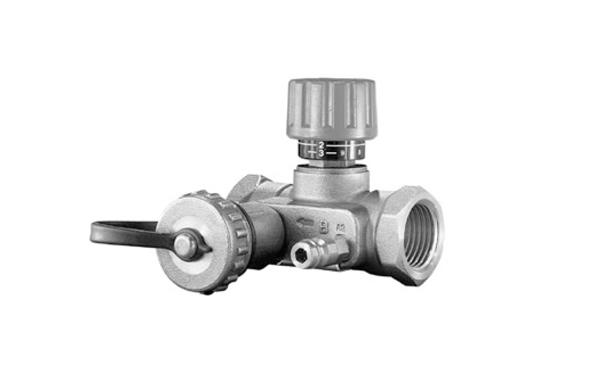 Ручной балансировочный клапан USV-I