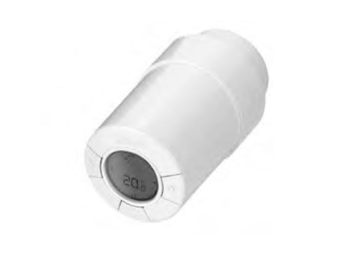 Электронный радиаторный термостат Living eco