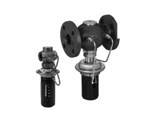 Клапан — регулятор перепуска AVPА (Ру16 и Ру 25)
