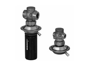 Клапаны — регуляторы перепада давлений (Ру16)