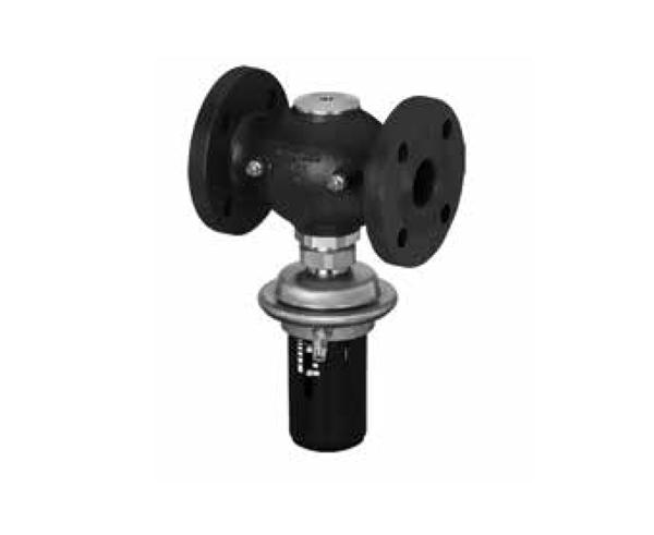 Клапаны — регуляторы перепада давлений (Ру 25)