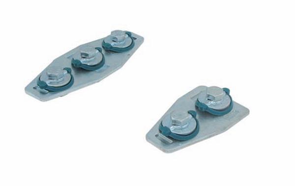 BIS RapidRail T- и Х-образный соединители