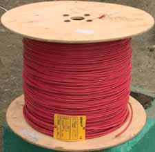 Нагревательный кабель DEVIbasic на бобинах
