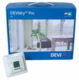 Нагревательные маты DEVIdry-Pro-Kit