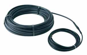 Саморегулирующийся нагревательный кабель DEVIiceguard 18 Readymade