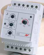 Терморегулятор электронный DEVIreg 316 на шину DIN