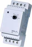 Терморегуляторы электронные DEVIreg 330 на шину DIN