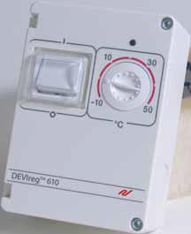 Терморегулятор DEVIreg 610