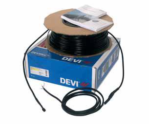 Нагревательный кабель DEVIsafe 20T