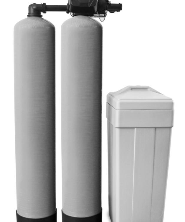 Фильтр для умягчения и удаления железа ECOSOFT FK 0844 TWIN