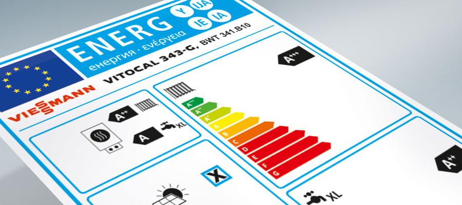 Новая и единая по всей Европе маркировка энергоэффективности