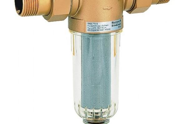 Сетчатый фильтр механической очистки HONEYWELL FF06 1/2AA