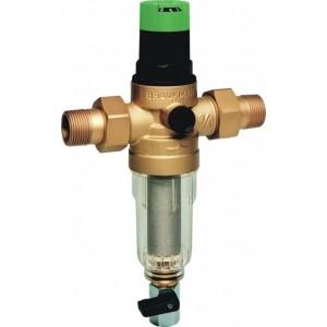 Сетчатый фильтр механической очистки HONEYWELL FK06 3/4AA с регулятором давления