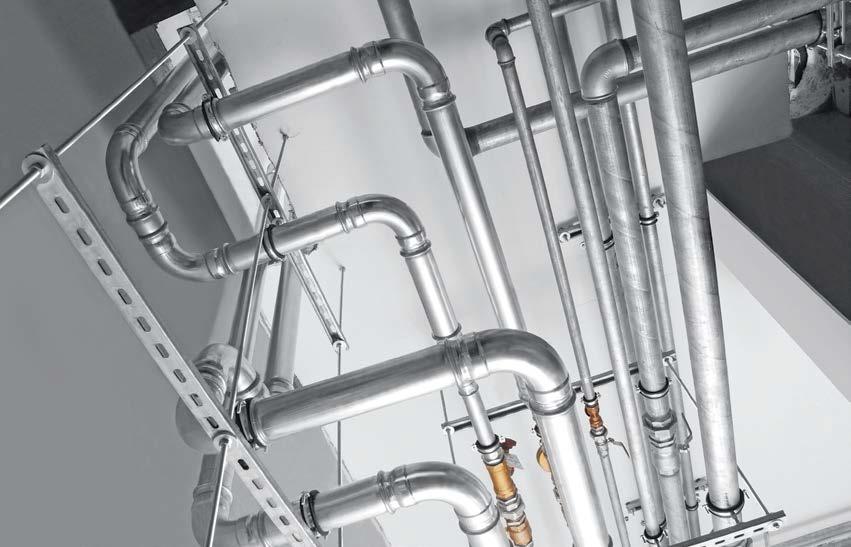 Трубы Cистемы KAN-therm Steel