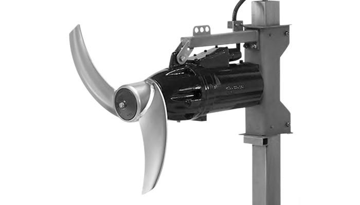Мешалки AMG с планетарным редуктором