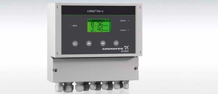 Универсальный измерительный усилитель и контроллер Conex DIA-1
