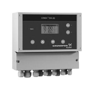 Двойной измерительный усилитель и многофункциональный контроллер Conex DIA-2Q