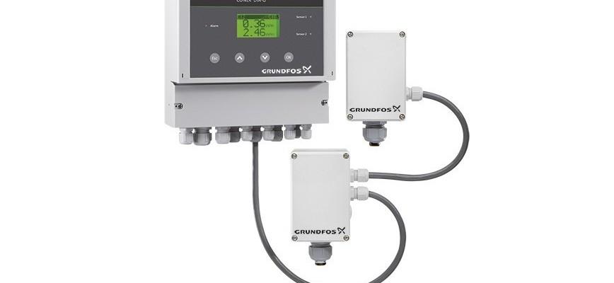 Система предупреждения наличия газа Conex DIA-G