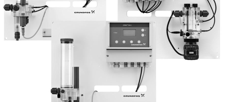 Комплектная система Conex DIS-D-A и DIS-PR-A