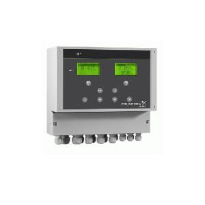 Тройной измерительный усилитель и контроллер для бассейнов DIP