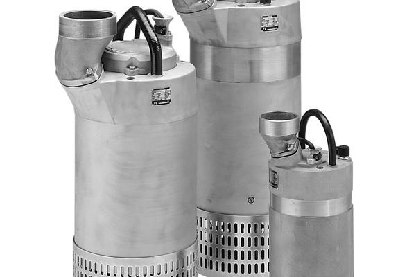 Насосы для водоотведения серии DW