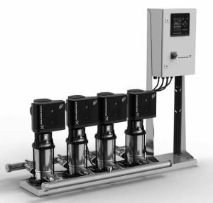 Установки повышения давления Hydro MPC