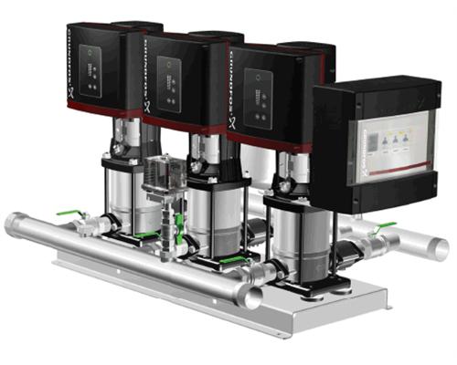 Установки повышения давления Hydro Multi-E