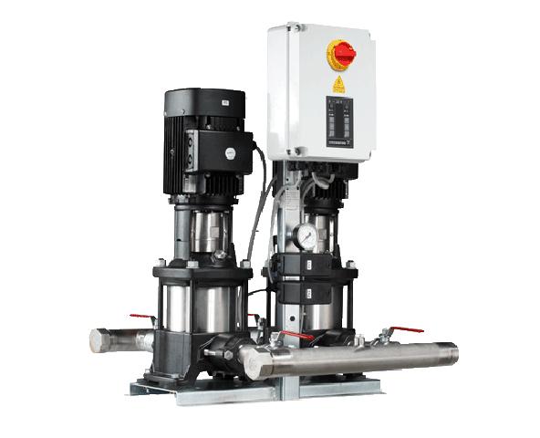 Установки повышения давления Hydro Multi-S