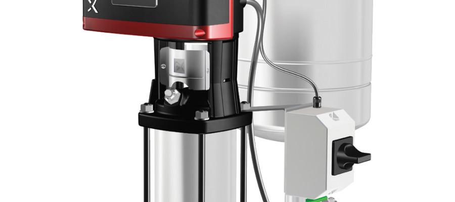 Комплектная установка повышения давления Hydro Solo-E