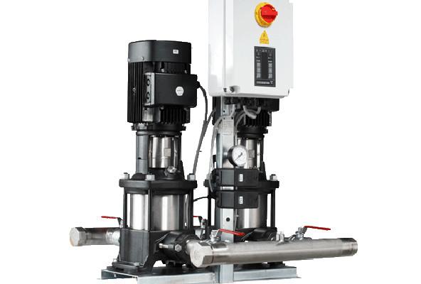 Комплектная установка повышения давления Hydro Solo-S