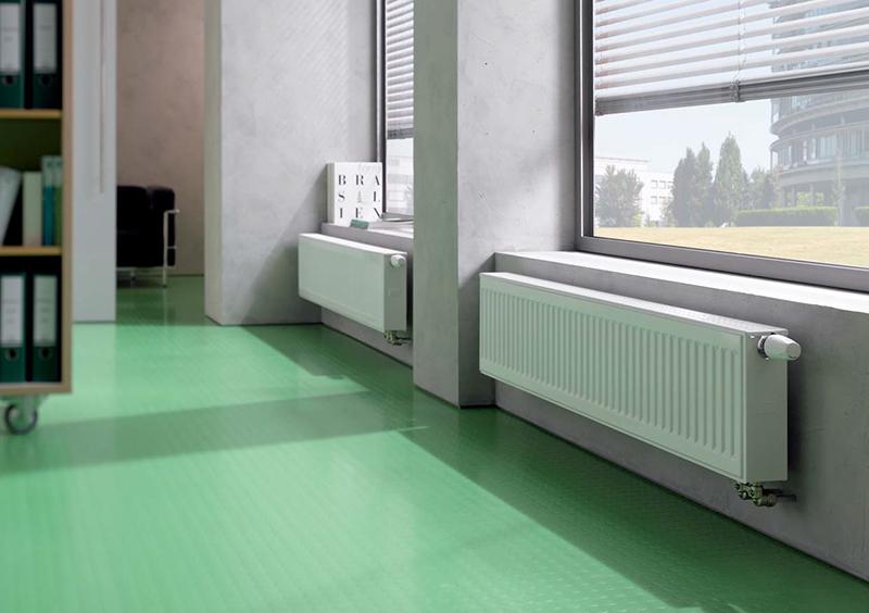 Профильный вентильный радиатор Therm X2 Profil Ventil