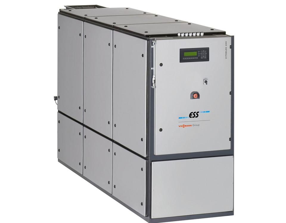 Блочно-модульная ТЭС Vitobloc 200 EM-50/81