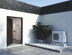 Тепловой насос воздух/вода типа Split Vitocal 200-S