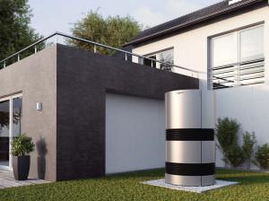 Тепловой насос воздух-вода Vitocal 300-A 7-8,5 кВт
