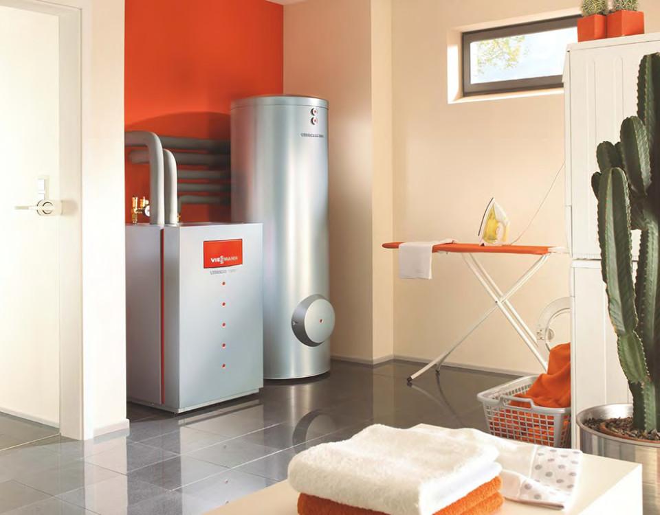 Рассольно-водяной тепловой насос Vitocal 300-G
