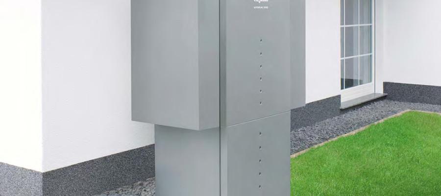 Тепловой насос воздух-вода Vitocal 350-A