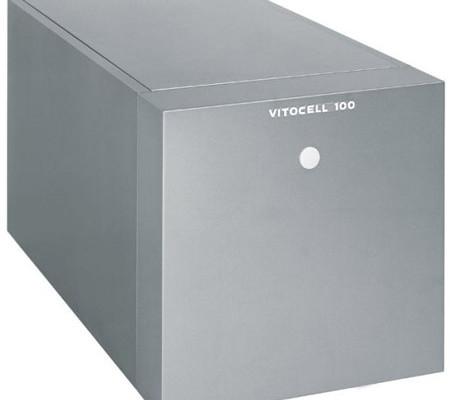 Горизонтальный емкостный водонагреватель Vitocell 100-H