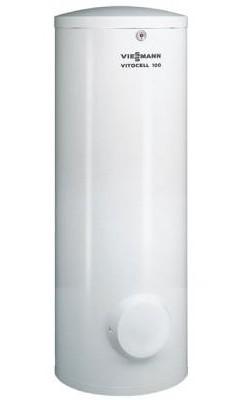 Емкостный водонагреватель для настенных котлов Vitocell 100-W