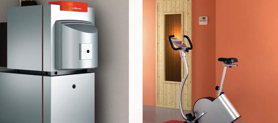 Горизонтальный емкостный водонагреватель Vitocell 300-H