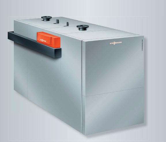 Газовый конденсационный котел Vitocrossal 200 CM2