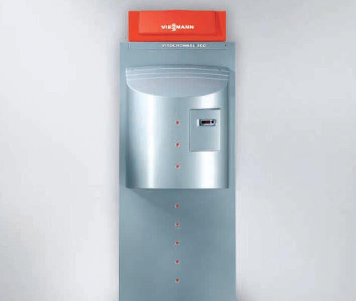 Газовый конденсационный котел Vitocrossal 300 CM3