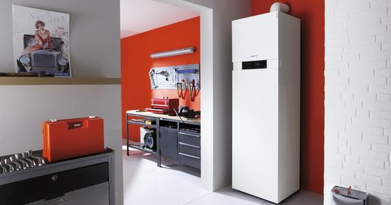 Компактный газовый конденсационный котел Vitodens 242-F